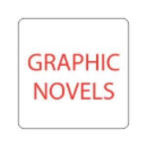 Labels Sub/Spine Graphic Novels Pk500 Image