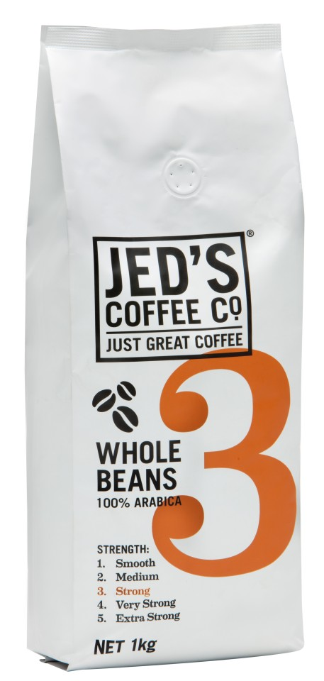 Jed's No 3 Coffee Beans 1kg