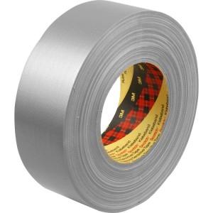 Scotch 389 48mm X 30M Premium Cloth Tape Silver