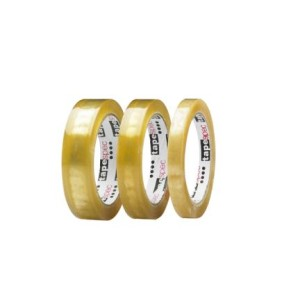 Tapespec Biodegradable Cellulose Tape 18mm x 66m Roll
