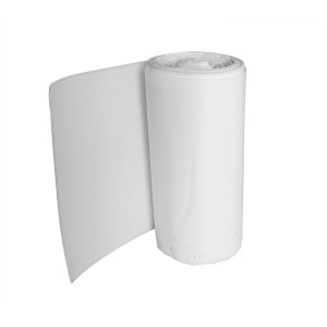 Kitchen Tidy Liner 36L White 600mm x 710mm 15 micron Roll of 50