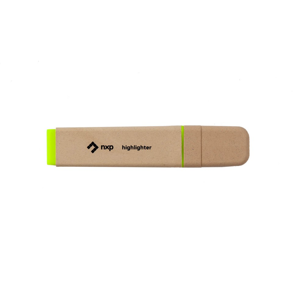 NXP Recycled Highlighter Yellow Box 6