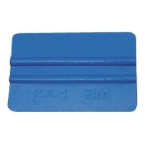 3M Flexible Squeegee Applicator Blue 75345442646 Image
