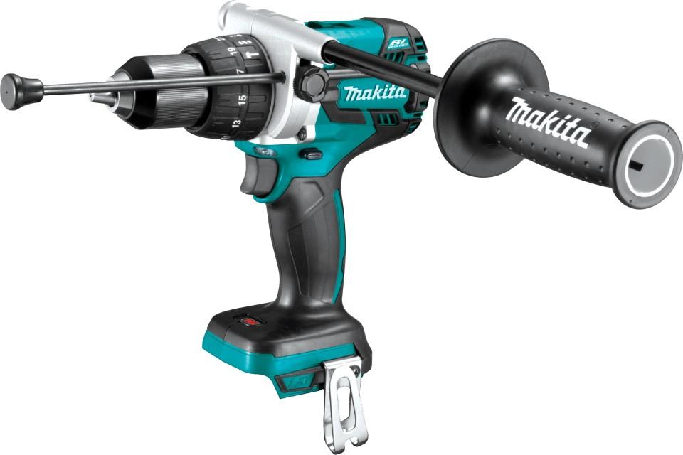 Makita 18v Lxt Brushless 13mm Hammer Drill Dhp481z - Skin Only