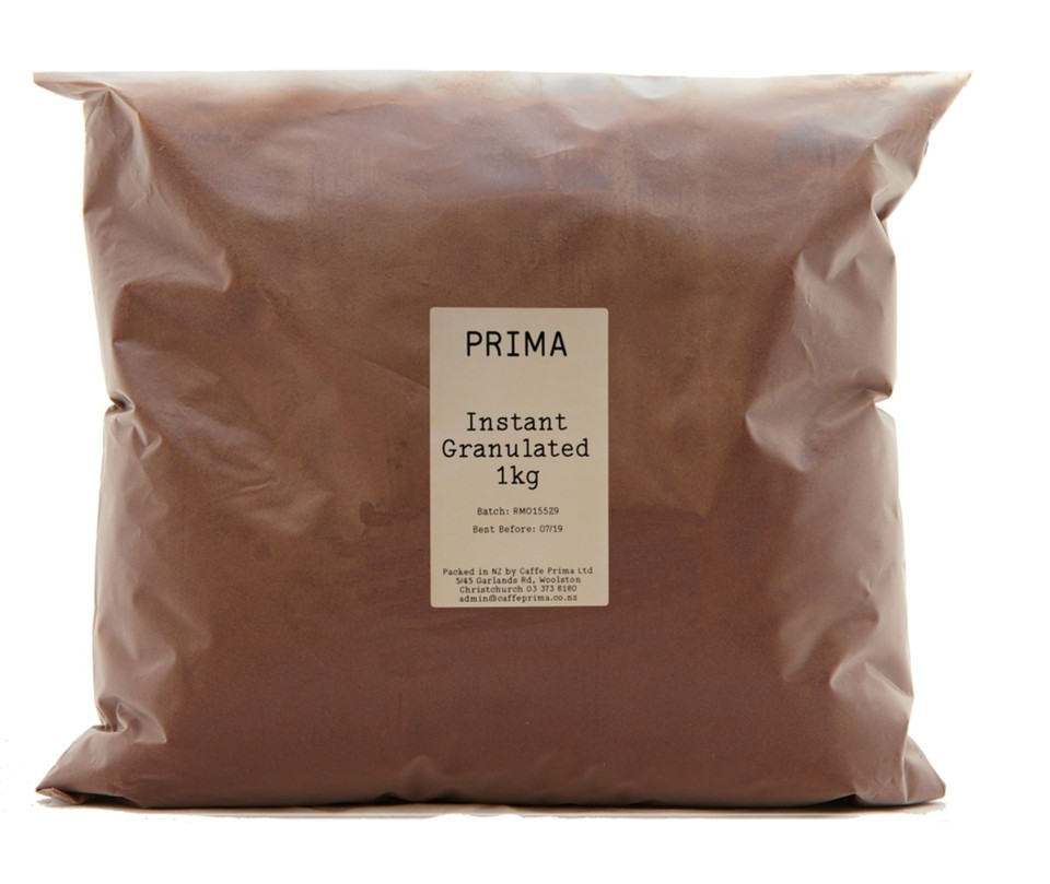 Prima Granulated Instant Coffee Pack 1kg