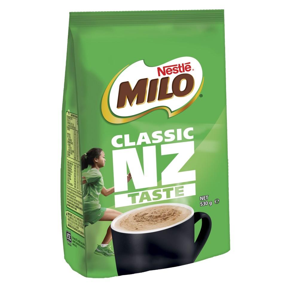 Nestle Milo Foil Pack 530g