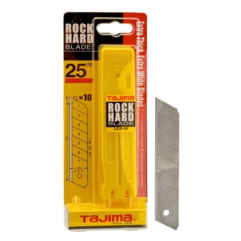 Tajima Blades Lcb65 25mm 10Pkt