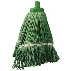 Oates Duraclean 350G Hospital Launder Mop Head Green