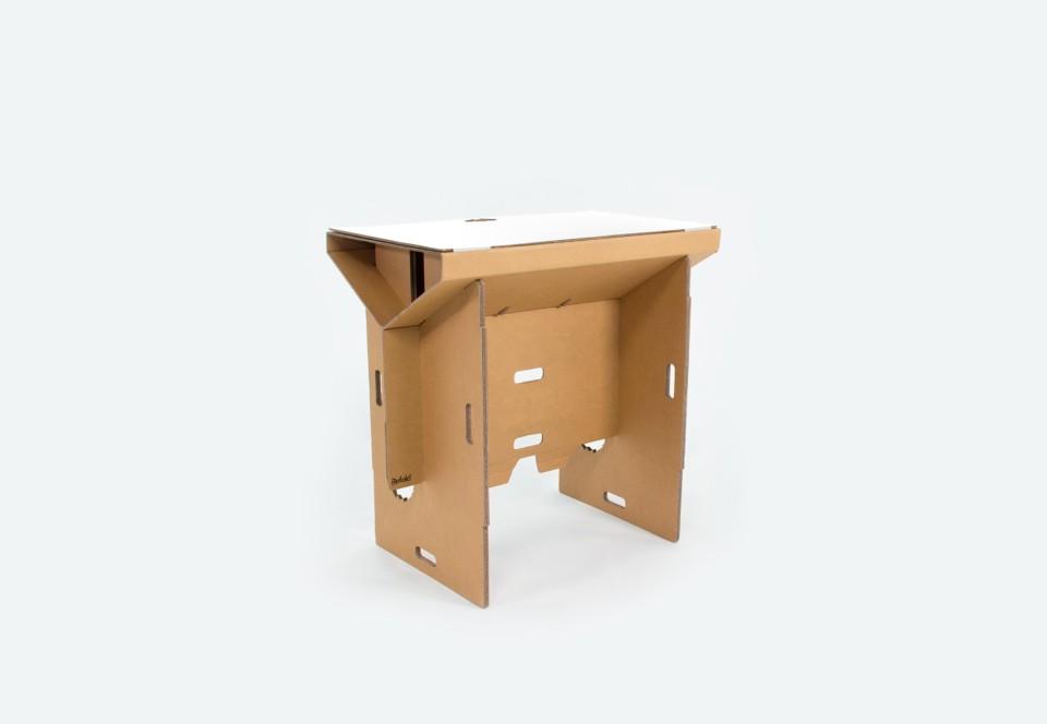 Refold Standing Desk With Waterproof Top L