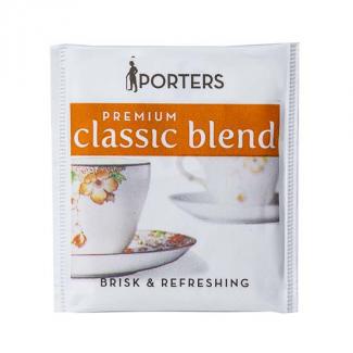 Porters Premium Blends Tea Bags Box 500