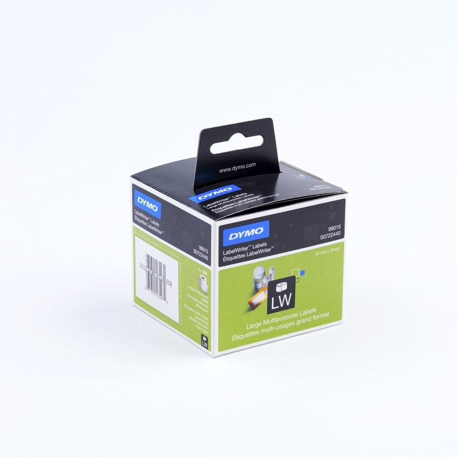 Dymo Label Writer Multi Purpose Labels 54mmx70mm