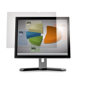 3M Anti-Glare Filter for 19 Inch Widescreen Desktop LCD Monitor Clear
