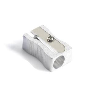 Pencil Sharpener Metal Single Hole