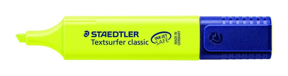Staedtler Textsurfer Classic Highlighter Yellow