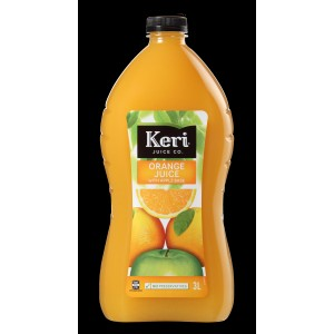 KERI Juice Orange With Apple Base 3l