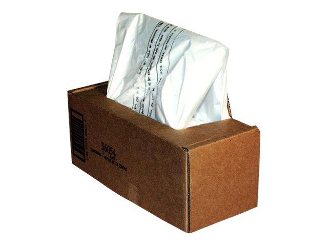 Fellowes Powershred 125/225 Series Shredder Bags Pack 50