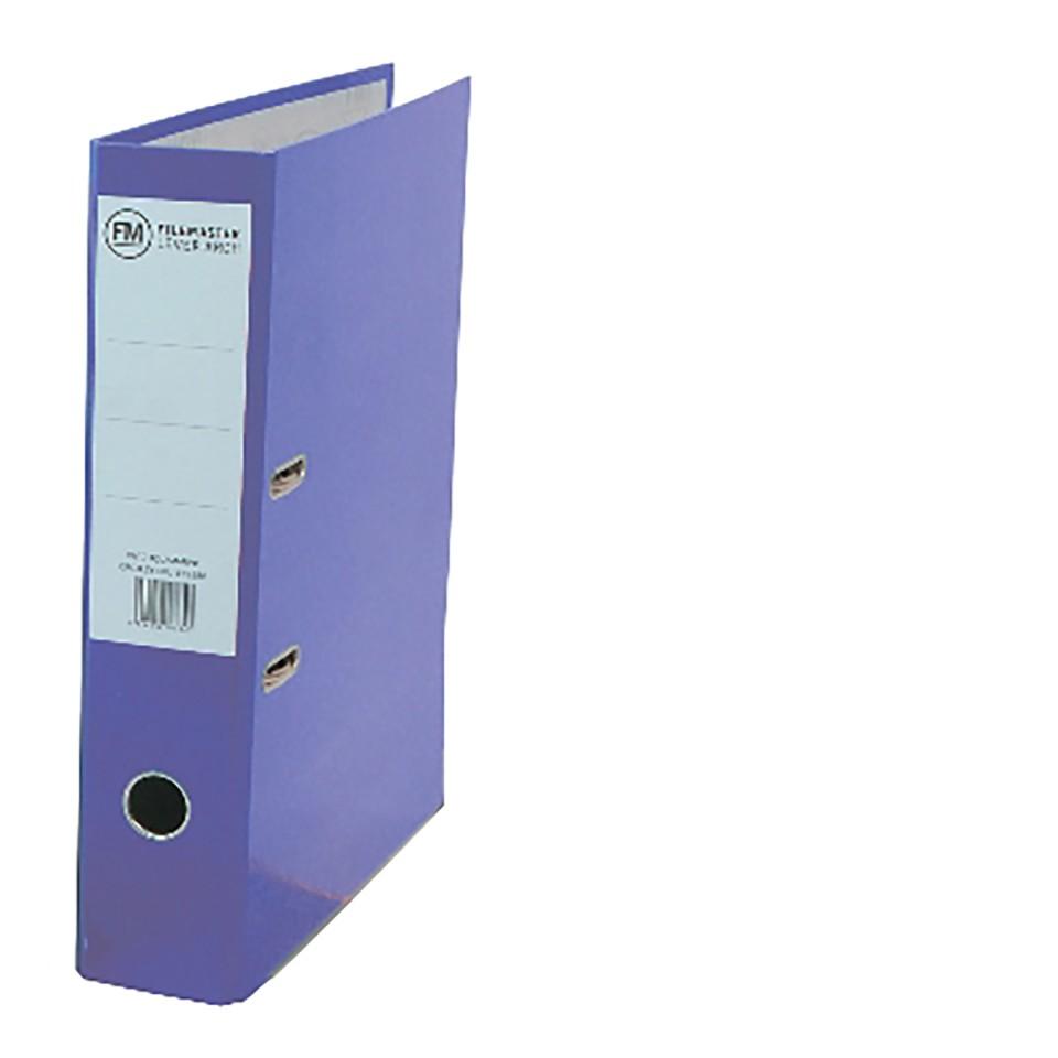FM Binder Vivid Passion Purple A4 Lever Arch