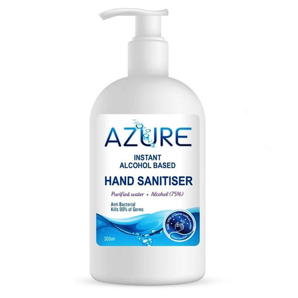 Azure Instant Hand Sanitiser 300ml