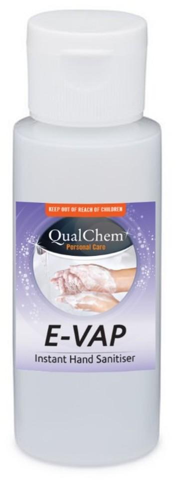 E-vap Premium NZ Made Hand Sanitiser Flip Top Cap 60-65ml