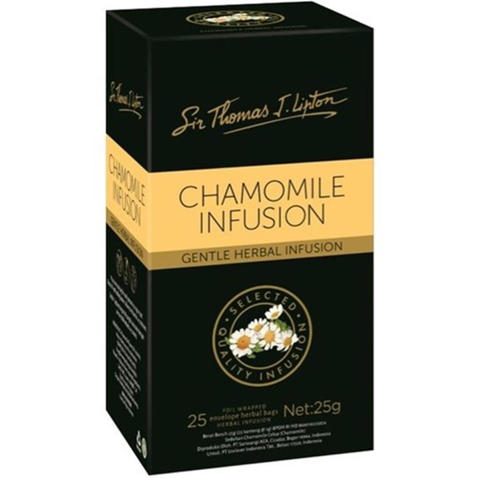 Sir Thomas Lipton Chamomile Tea Bags 25