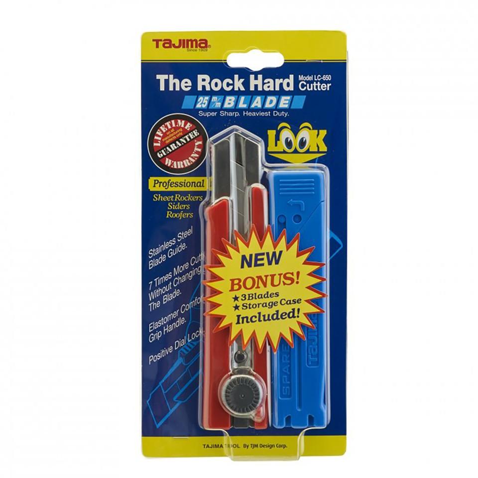Tajima Rock-Hard Cutter LC650
