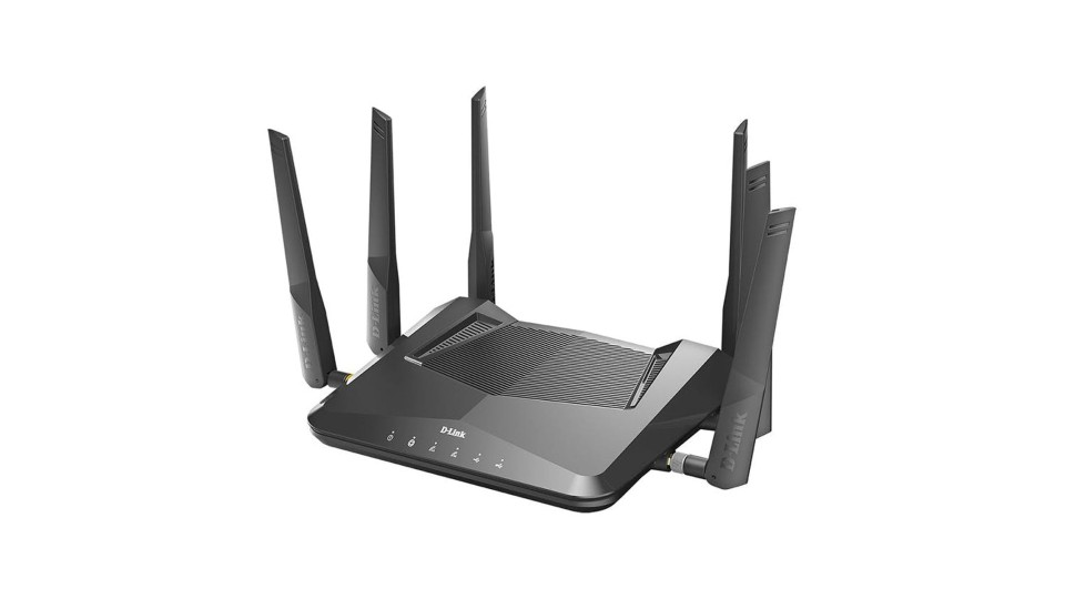 D-link Exo Ax5400 Wi-fi 6 Router