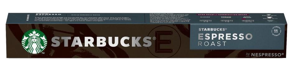 Starbucks Espresso Roast Capsules Pack 10