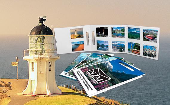 Postage Stamp Self Adhesive Booklet of 10