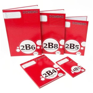 2B4 230X180mm 188Pg Hard Cover Lecture Book
