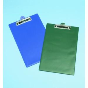Fscp PVC Single Clipboard Green