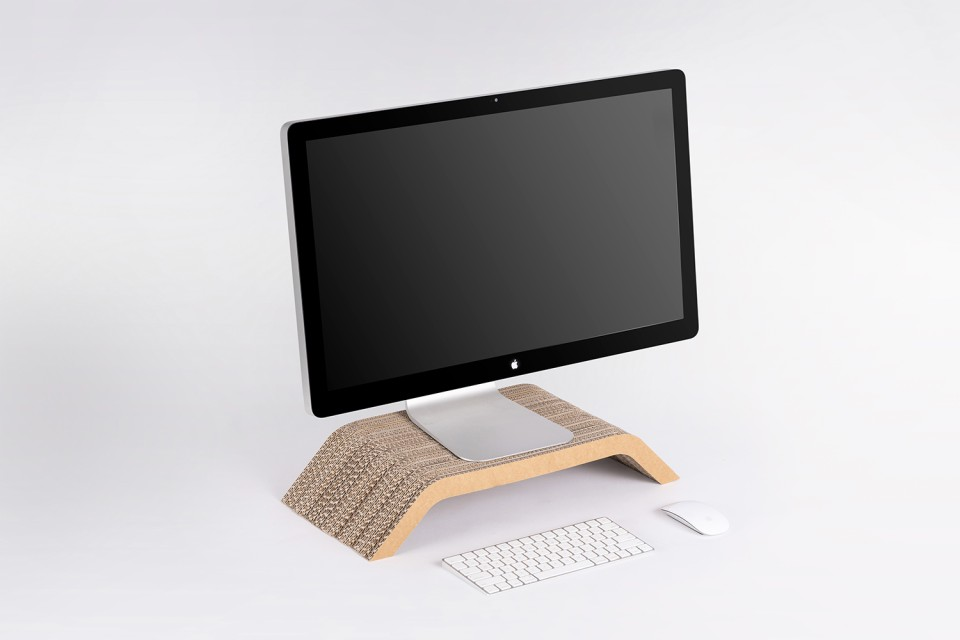 Refold Screen Riser