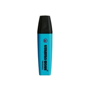 Stabilo Boss Highlighter Chisel Tip 2.0-5.0mm Blue
