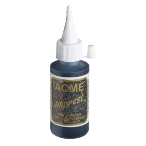 Acme Imprest Endorsing Ink 50mL 7011 Black