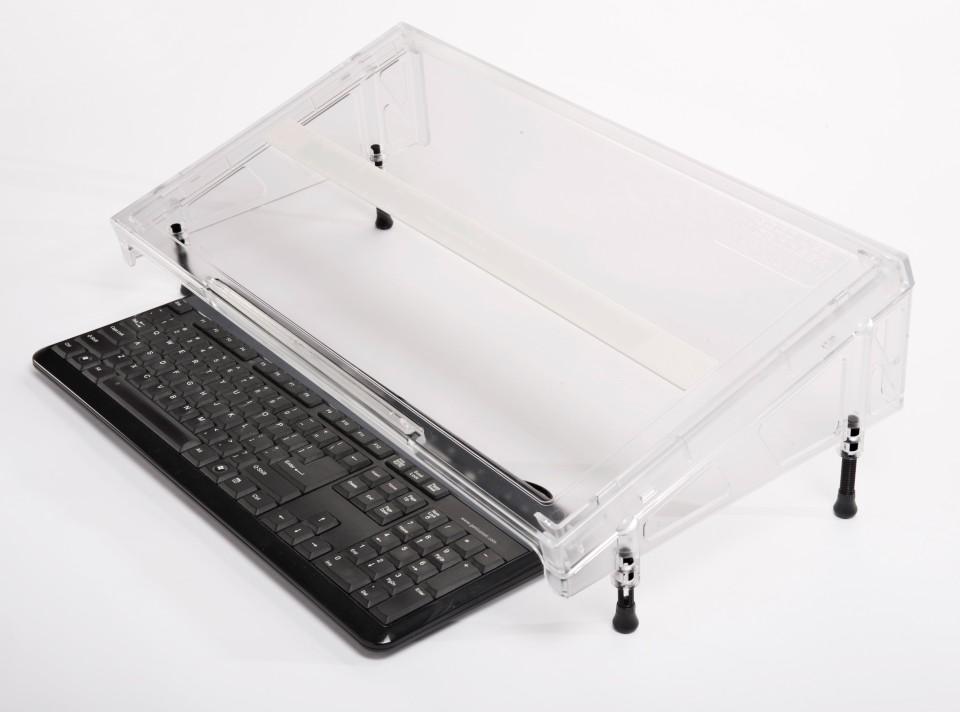 Good Use Perspex Microdesk Regular