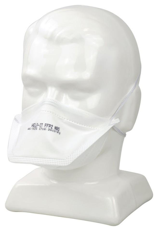 Duckbill Mask P2 Respirator Mask Box Of 50