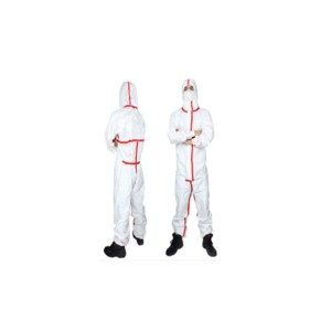 Disposable Protective Coveralls Type 4/5/6 M EACH