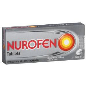 Nurofen Tablets Pkt 24