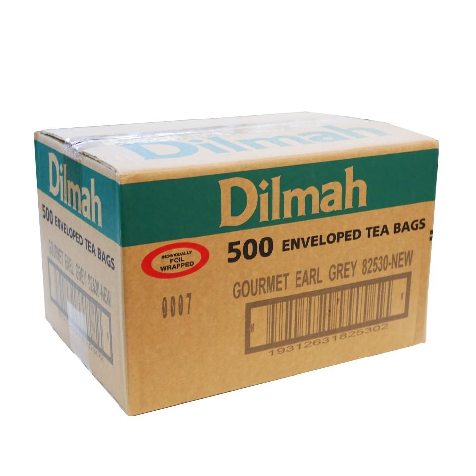 Dilmah Speciality Earl Grey Tagless Tea Bags Box 500