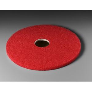 3M 5100 508mm 20 Inch Buffer Pad Red