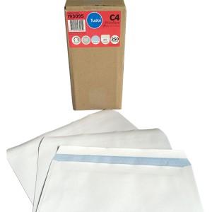 Candida Banker Envelope Self Seal 9312 C4 229mm x 324mm White Box of 250