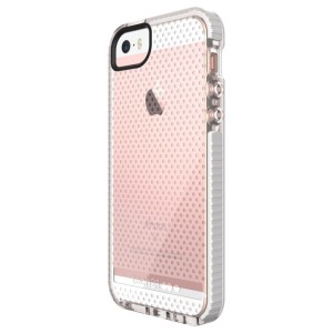 Tech21 Evo Mesh For iPhone 5/5S/Se Clear