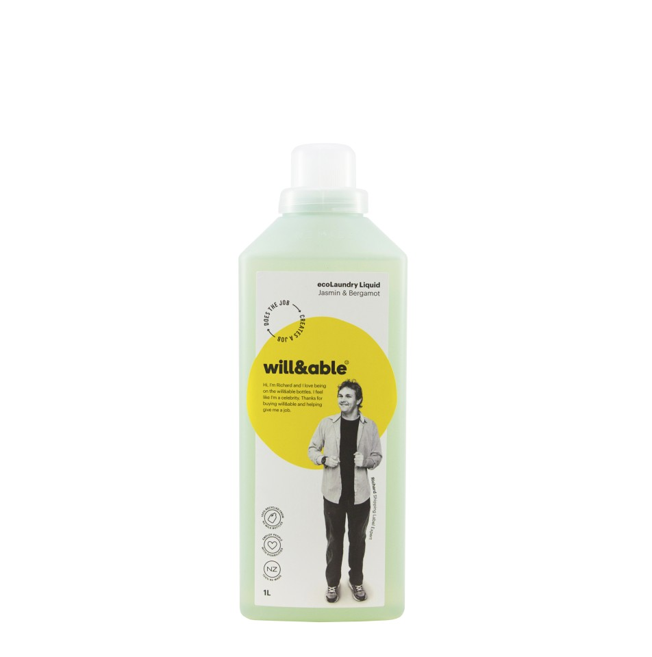 will&able ecoLaundry Liquid - 1L