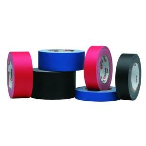 25 X 50mm Rayon Cloth Tape Matt Black