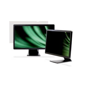 3M Privacy Filter for 24 Inch Widescreen Desktop LCD Monitor Black