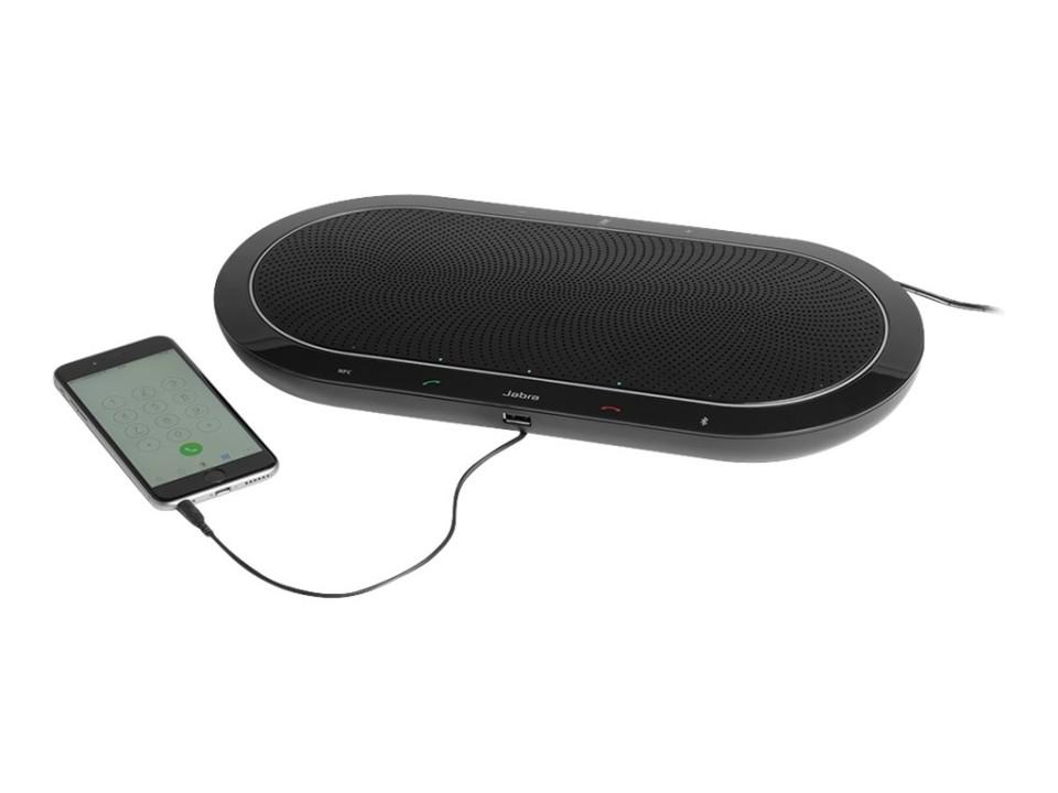 Jabra Speak 810 UC Speakerphone - Optimised for Unified Communication