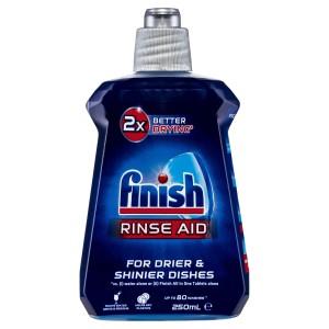 Finish Dishwasher Rinse Aid Regular 250ml