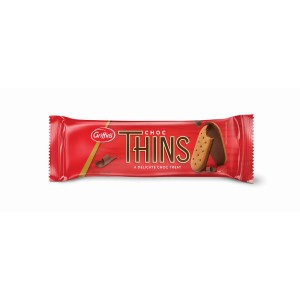 Griffins Chocolate Thins  Biscuits 180g