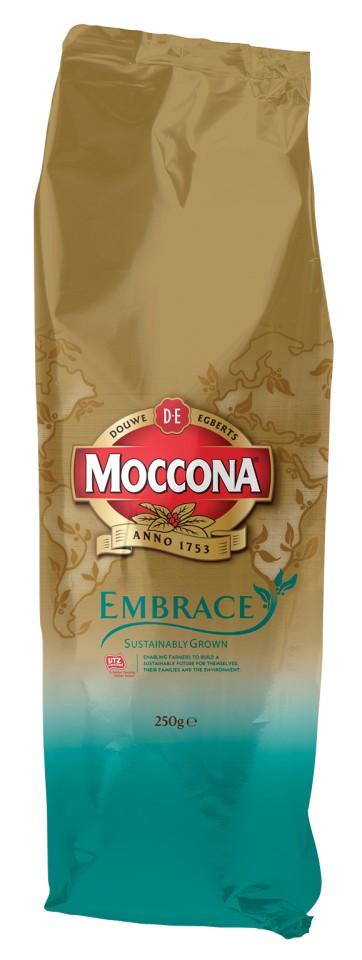 Moccona Vending Embrace UTZ Certified Freeze Dried Coffee 250g
