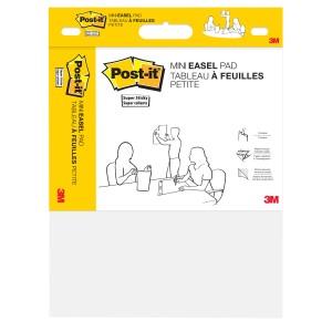 Post-it Super Sticky Mini Easel Pad 381mm X 457mm 20 Sheets