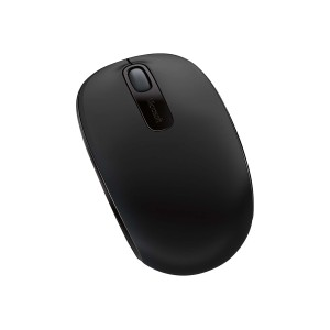 Microsoft 1850 Mouse - Wireless - Black
